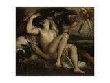 Mars  Venus and Cupid  Ca 1530