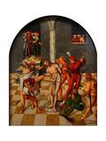The Flagellation of Christ  1538