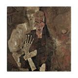 Self Seers II (Death and Ma)  1911