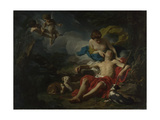 Diana and Endymion  C 1740