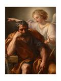 The Dream of St Joseph  1774