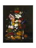 Victorian Bouquet  C 1850