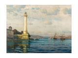 Ahirkapi Feneri Lighthouse  Early 20th Century