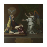 The Annunciation  1657