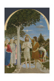 The Baptism of Christ  1450S