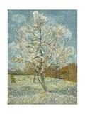 The Pink Peach Tree, 1888 Giclée par Vincent Van Gogh