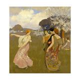 Spring Dance  C 1917
