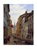 The Parochialstrasse  1831