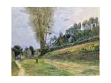 Street in Rouen  1884