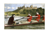 Rowing  19th Century