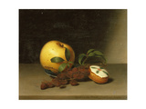 Still Life with Cake  1822