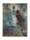 Lovers (Idyl)  1875