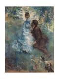 Lovers (Idyl), 1875 Giclée par Pierre-Auguste Renoir