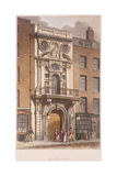 Mercers' Hall  London  1815