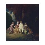 Pierrot Content  Ca 1712