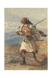 Greek Warrior  1861