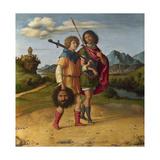 David and Jonathan  C1508
