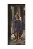 Saint John the Baptist  Ca 1478