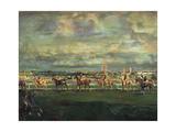 Horseracing  1911