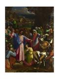 The Raising of Lazarus  Ca 1518
