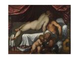Mars and Venus  Ca 1590