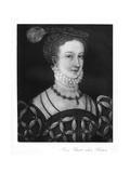 Mary Stuart at Sixteen