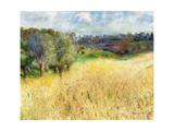 Wheatfield, 1879 Giclée par Pierre-Auguste Renoir