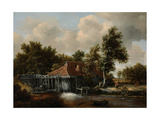 A Watermill  Ca 1665