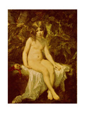 Little Bather  1849