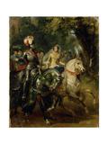 Cavalcade  Ca 1842
