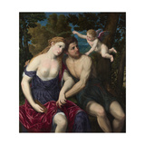 A Pair of Lovers  1556-1559