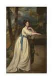 Portrait of Mrs Andrew Reid