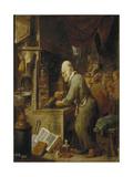 An Alchemist  1631-1640