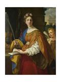 Saint Cecilia  1620-1625