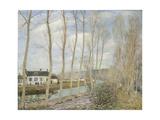 Canal Du Loing  1892