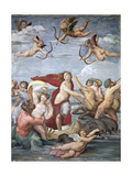Triumph of Galatea  C 1512