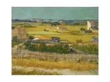 The Harvest, 1888 Giclée par Vincent Van Gogh