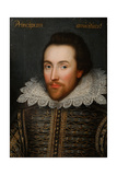 The Cobbe Portrait of William Shakespeare  C1610