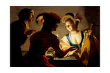 The Procuress  1625