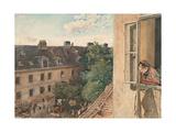 View of the Alservorstadt  1872