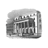 Royal College of Surgeons of England  Lincoln's Inn Fields  London  1834