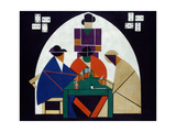 Card Players  1916-1917