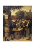 The Quacksalver  1679