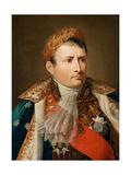 Portrait of Emperor Napoléon I Bonaparte (1769-182)