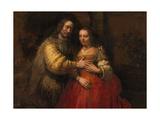 The Jewish Bride  1666-1669