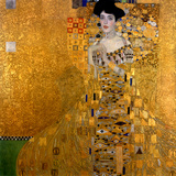 Adele Bloch-Bauer I, 1907 Giclée par Gustav Klimt