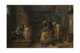 Tavern Scene  C 1635
