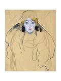 Woman's Head  1917