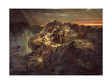 The Deluge  1869