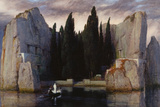 Isle of the Dead, 1883 Giclée par Arnold Böcklin